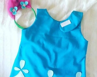 Princess poppy dress.princess poppy costume