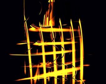 Gold in the dark 15
