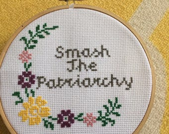 Smash the Patriarchy Pattern