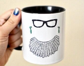 RBG Dissent mug