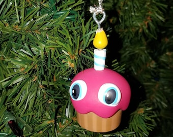 Five Nights at Freddy's Christmas Ornament Carl Cupcake FNAF