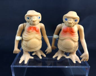 Vintage ET the extraterrestrial wind up toy