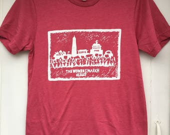 New Women's March t-shirts!!!