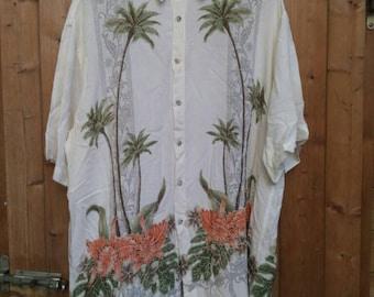 Pierre Cardin Hawaiian shirt 90 (L)
