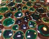 Dark Forest Green Ceramic...