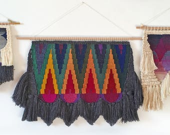 Multicolored tapestry by Only a Paper Moon