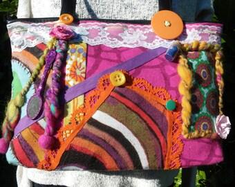 """Handbag unique and original """"Colors"""""""