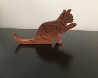 Cat puzzle 1