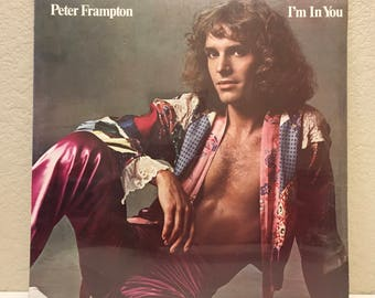 Peter Frampton - I'm in You -  NEW & Factory Sealed!!  1977 Rock 1970s 70s