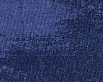 "Grunge Bias Tape - Navy - by Moda - 2-1/4"" Single Fold Bias Binding - QB2 4312 Moda Bias - Sold By the Yard"