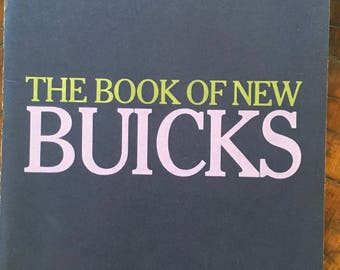 Buick Sales Brochure For The 1964 Edition