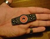 Roller Ball Fidget Bar spinner - Black