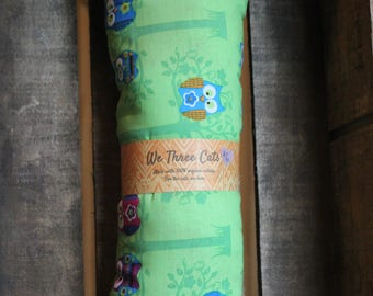 We Three Cats Catnip Lounge Pillow or Extra Large Kicker