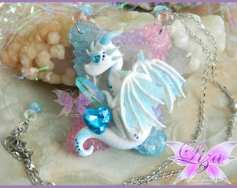 Dragon necklace / Dragon pendant / Dragon jewelry