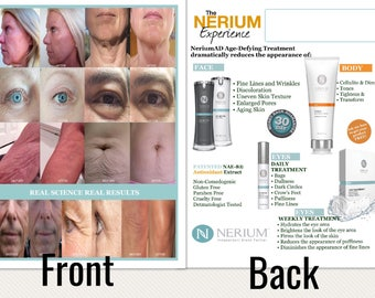 SALE: Nerium Product Cards