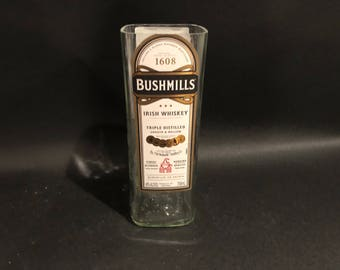 Bushmills' Irish Whiskey Candle BOTTLE Soy CandleMade To Order !!!!!