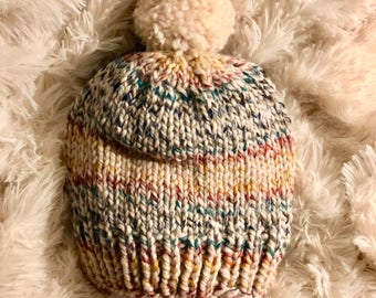 Knit Hat / Knitted Hat / Knit Hat Women's / Chunky Knit Hat / Chunky Knit Hat Women / Chunky Hat / Chunky Knit Beanie