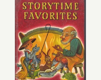 1947 Wonder Books - Storytime Favorites