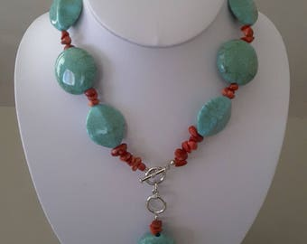 15 inch southwest necklace