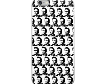Johnny Cash Funny Cute iPhone Case - Iphone 7 case - Iphone 8 case - Iphone 7 plus case - Iphone 6 case - Iphone X case