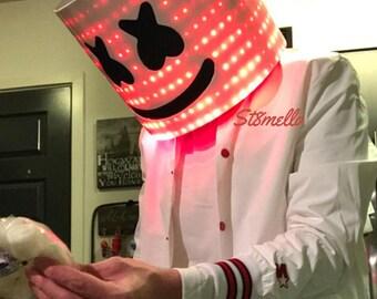 Marshmello helmet