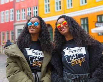 TravelEatSlay Tshirts
