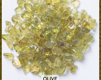 Olive Galaxy Glass - Wholesale