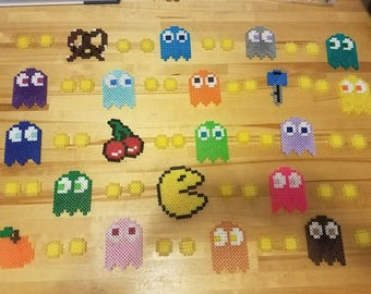 Pacman Wall Decor Set! Kids Room/ Fun Adult Gamer