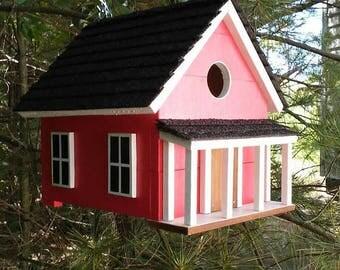 Ranchstyle Birdhouse