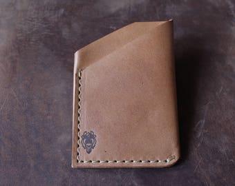 Wraparound Wallet - Slim Wallet Mens, Thin Leather Wallet, Thin Mens Wallet, Wallet Husband, Slim Mens Wallet, Mens Thin Wallet