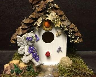 Fairy House with Fairy, Fairy House