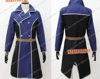 Men Kuni 2 Revenant Kingdom Roland Cosplay Costume Coat