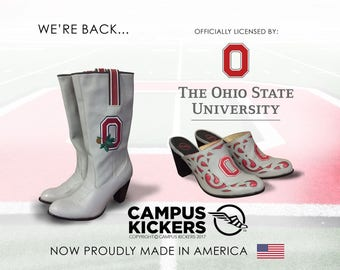 Ohio State Boots & Clogs