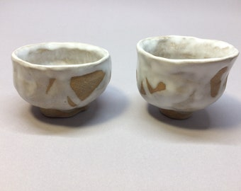 Handmade small tea cups(Random shipment)