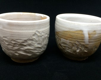 snow mountain cup,unique,handmade,ceramic ,pottery, coffee, tea cup, gift, housewarming , kitchen, dining