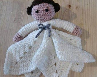 princess leia crochet