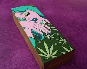 Weedbox to hide stash