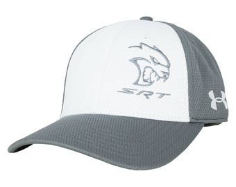 "HELLCAT BaseBase Cap ""Under Armour"" Officially Licensed Dodge Apparel NWT"