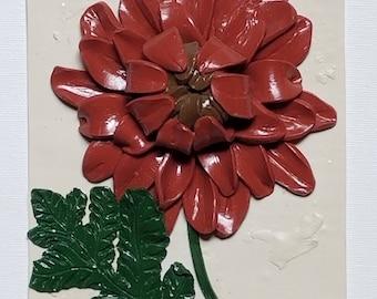 Polymer Clay Chrysanthemum