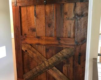Custom Reclaimed Barn Doors