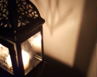 Chris Cornell Signature Shadow Lantern