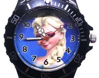 Frozen Watch (Ana, Elsa, Olaf)