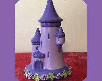 Purple castle bank