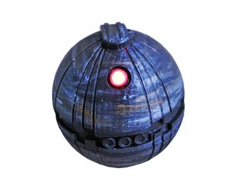 Thermal Detonator from Star Wars With LED's prop.