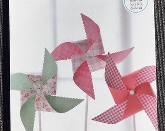 Martha Stewart Crafts Vintage Girl Pinwheel Kit