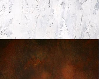 "Discount Stone Background ""Chamonix/Detroit"" 80x60 cm"