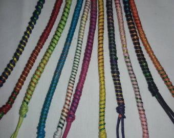 Colorful Round Friendship Bracelet