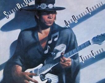 Stevie Ray Vaughn & Double Trouble - Texas Flood 1983 (Vinyl)