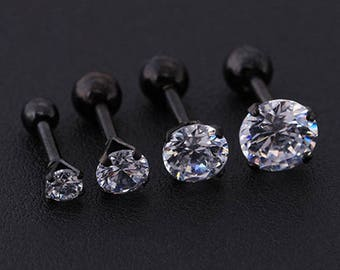Single Earring Stud