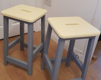 stools x2
